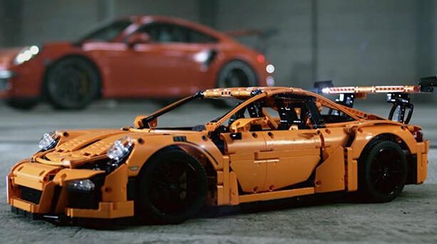 $299.99 Will ship in 30 days! LEGO TECHNIC Porsche 911 GT3 RS