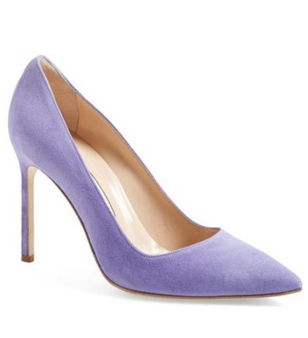$356.98 Manolo Blahnik 'BB' Pointy Toe Pump On Sale @ Nordstrom