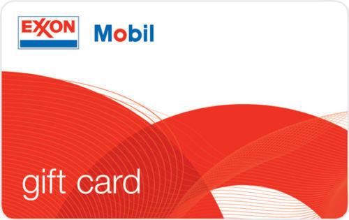 $80 ExxonMobil Gas Gift Card