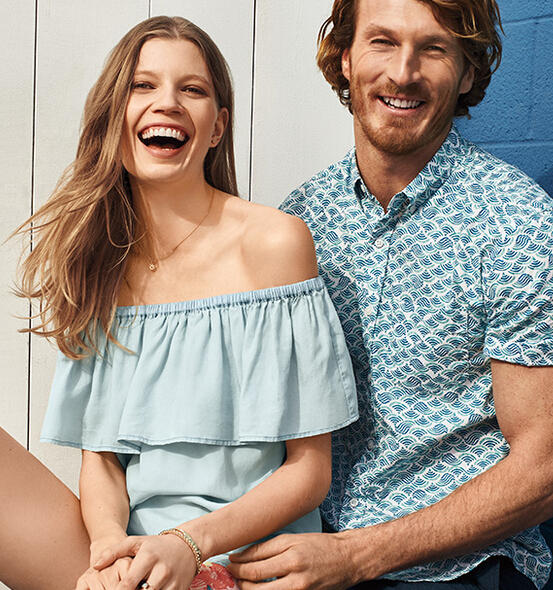 50% OffTees, Tanks, Swim & Shorts @ Old Navy
