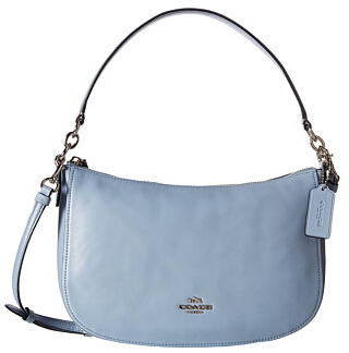 COACH Smooth Calf Leather Chelsea Crossbody