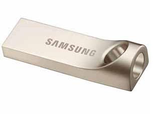 Lowest price! $28.99 Samsung 128GB USB 3.0 Bar Flash Drive