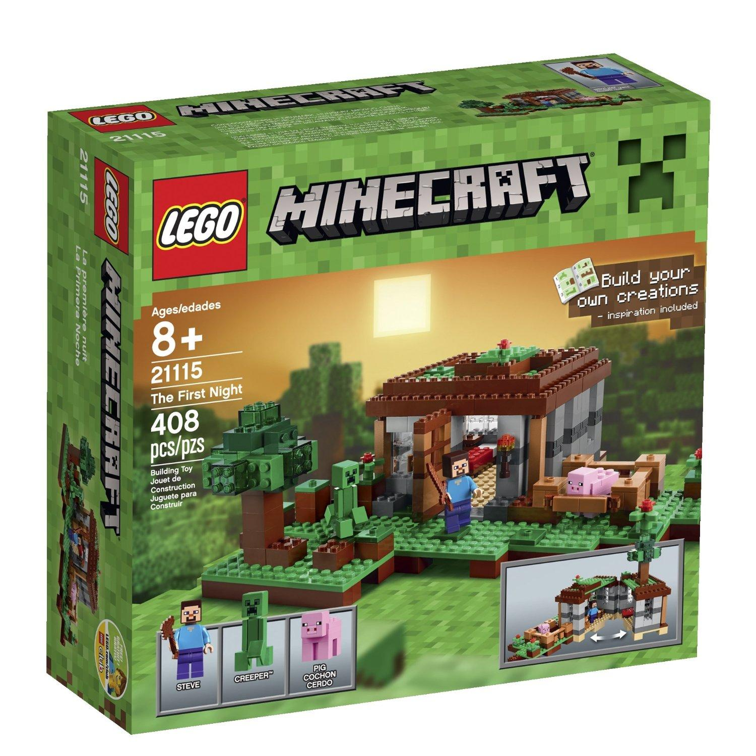 LEGO Minecraft The Farm 21115