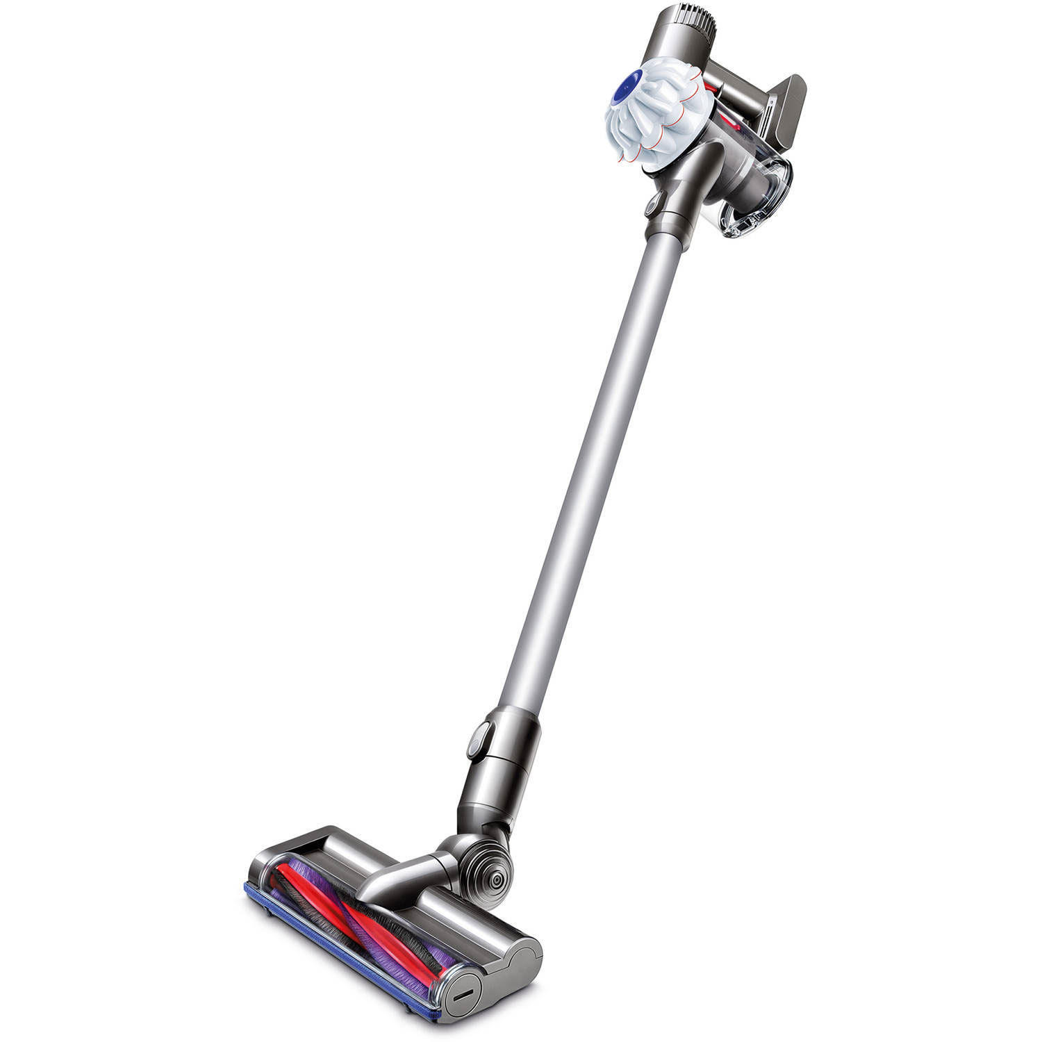 $144.99 Dyson V6 Cordless Vacuum (Certified Refurbished)