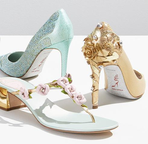 Up to 70% Off Rene Caovilla Shoes On Sale @ Gilt