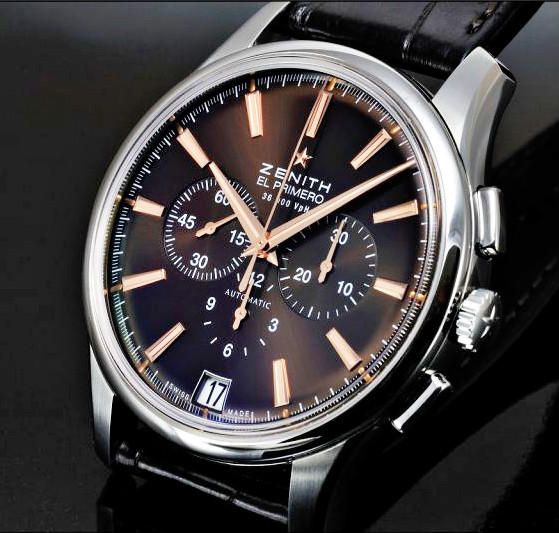 Zenith Men's Captain Chronograph Watch (Dealmoon Exclusive)