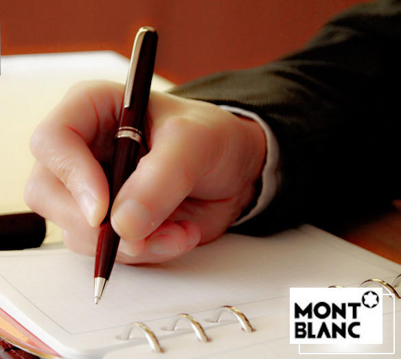 MONTBLANC Cruise Collection Bordeaux Ballpoint Pen@JomaShop