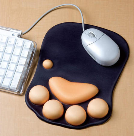 $13.00 Cat Paw Mouse Pad