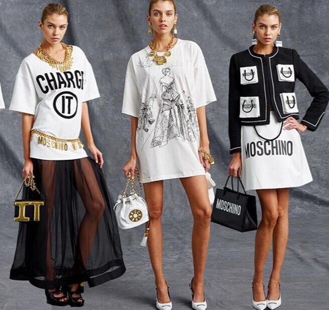 Up to 65% Off MOSCHINO T-Shirt @ Farfetch