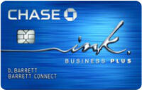 Earn 60,000 Bonus Points Ink Plus® Business Credit Card