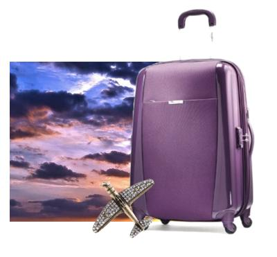 30% Off + Extra 40% Off + Free Shipping Select Luggages @ Samsonite