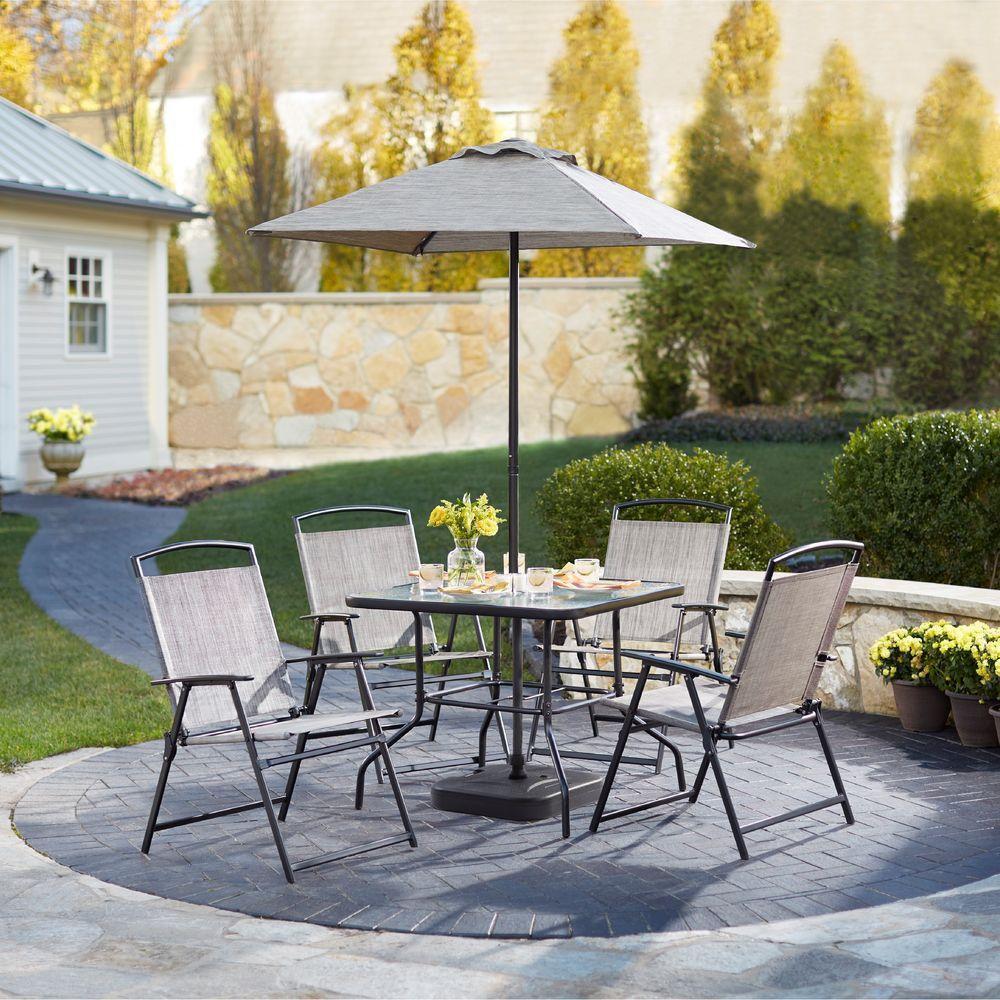 $99 7-Piece Patio Dining Set
