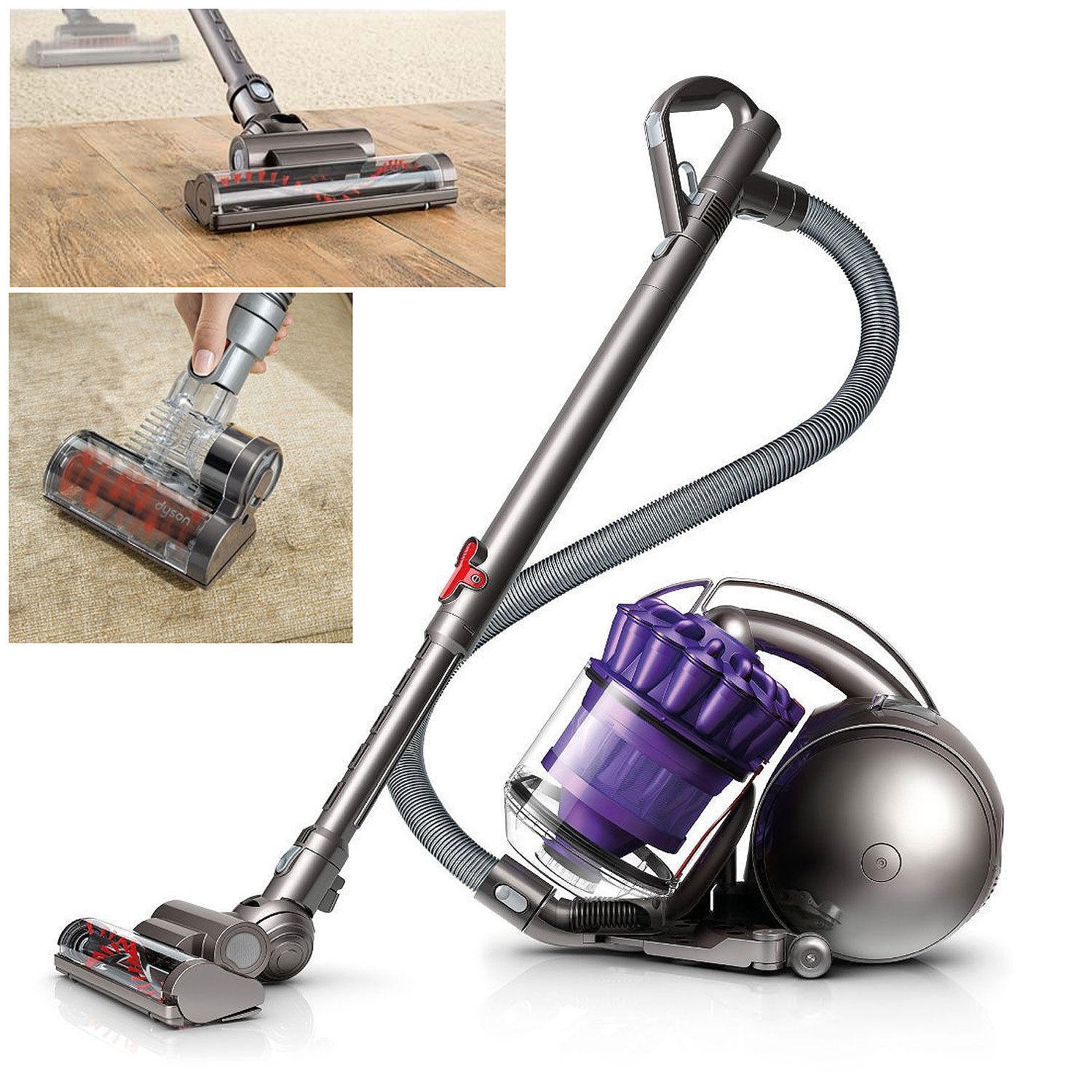 Dyson DC39 Animal Multi Floor Bagless Canister Vacuum ref