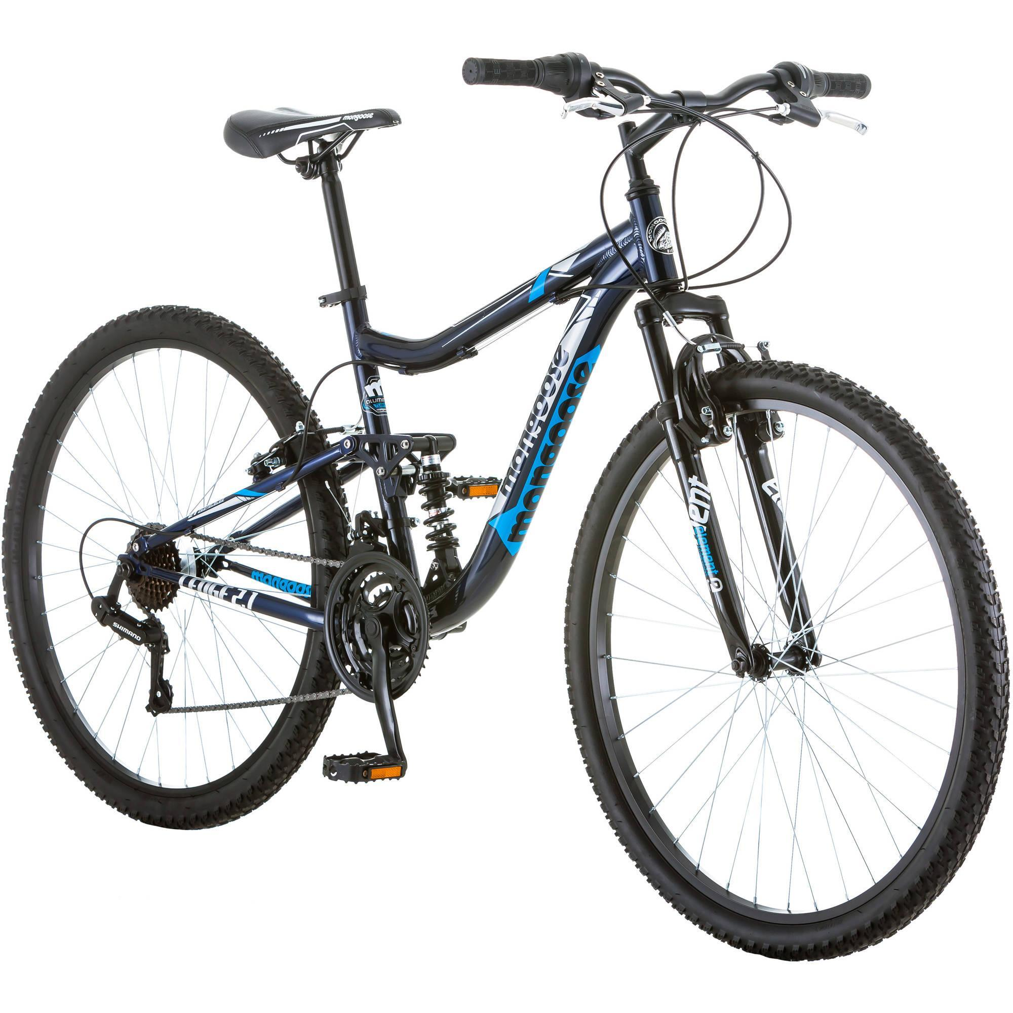 "27.5"" Mongoose Ledge 2.1 Men's Bike"