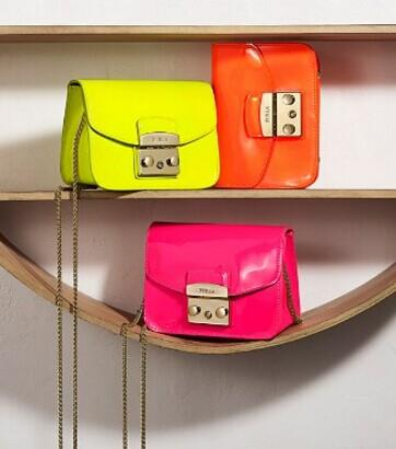 Furla Mini Metropolis Fluorescent Crossbody @ Bloomingdales