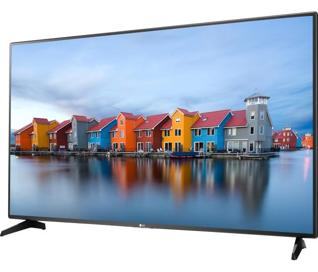 "$499.99 LG 55LH5750 55"" Smart LCD HDTV w/ $100 Dell Gift Card"