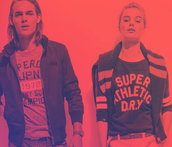 Up to 50% Off Sale @ Superdry