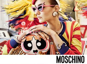 50% off + Free Shipping Women's SS16 collection sale @ Moschino.com