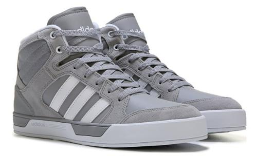 adidas Men's Neo Raleigh High Top Sneaker