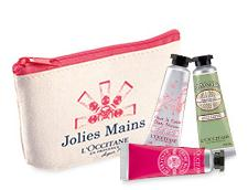 Free 3 Shea Butter Hand Cream with Any $65 Purchase @ L'Occitane