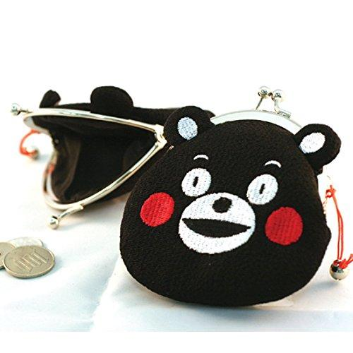 From $6.12 KUMAMON Pouch @ Amazon Japan