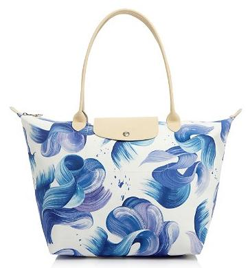 Longchamp Large Splash Shoulder Tote @ Bloomingdales