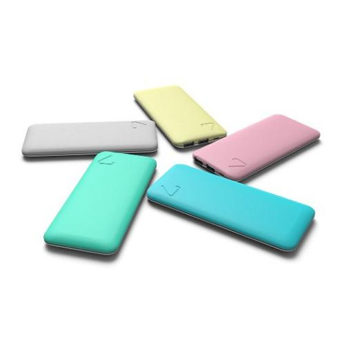 From $9.99 Puridea Dual USB Power Bank External Battery Collection @ Amazon