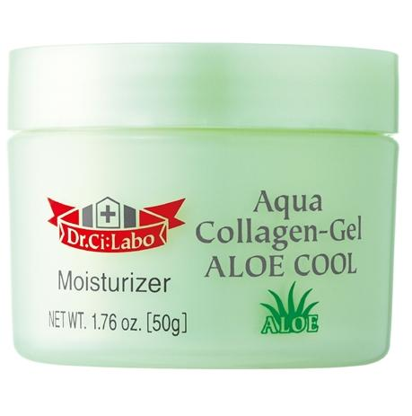 10% Off + Delivery from Japan Dr.Ci: Labo Aqua Collagen Gel Aloe Cool