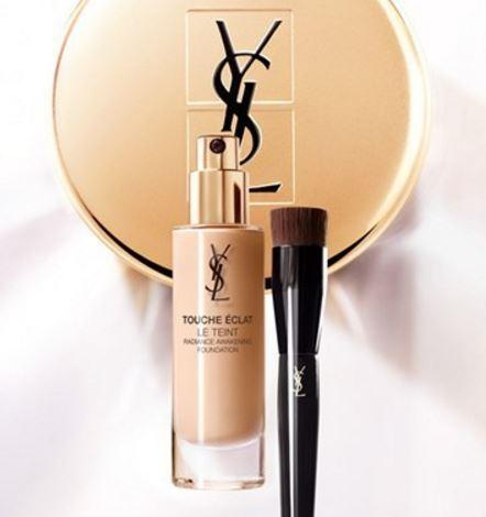 20% OFF Touche Eclat Foundation @ YSL Beauty