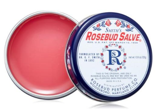 $5.59 Rosebud Salve Tin, .8 Ounce