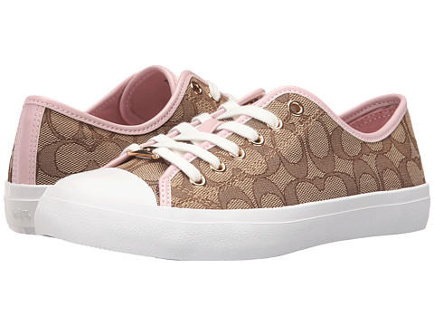 COACH Empire Pink Sneaker