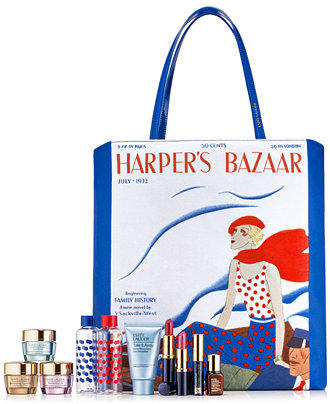Free 8-pc Gift + Free Shipping with $45 Estee Lauder purchase @ macys.com