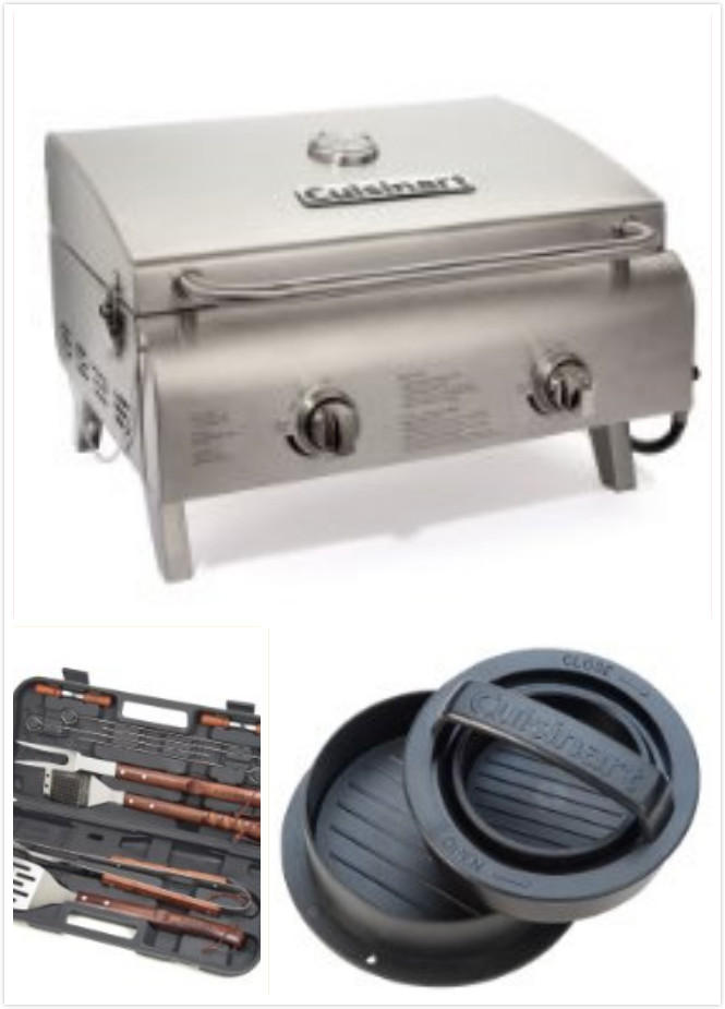 From $7.19 Cuisinart Grill & Grill Accessories @ Amazon.com