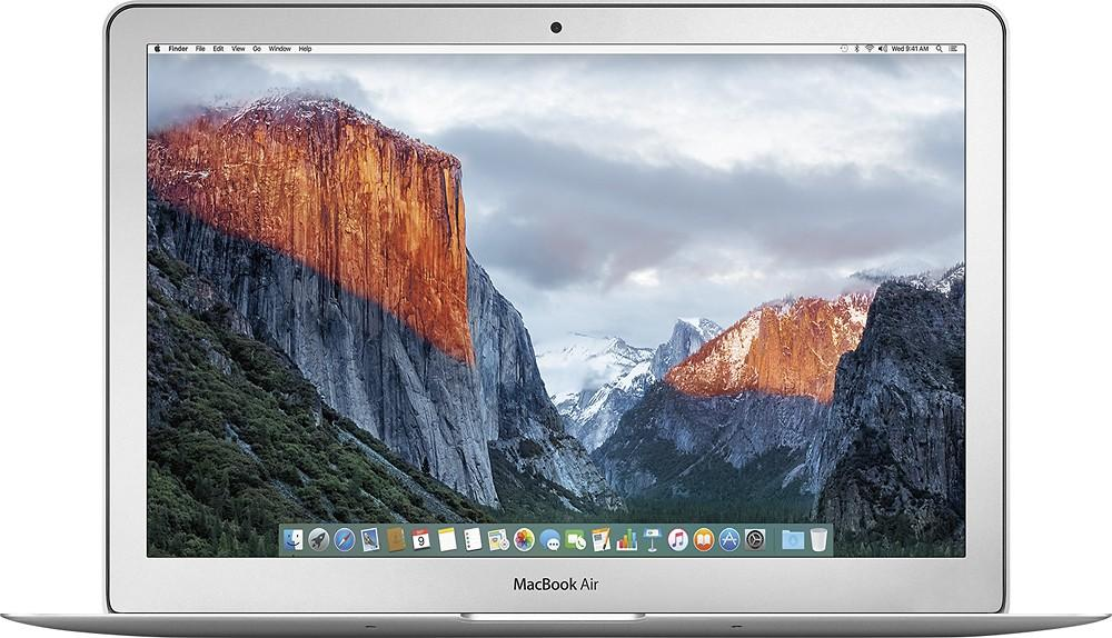 Apple - MacBook Air® (Latest Model) - 13.3