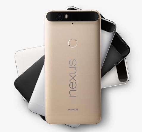As low as $419.99 Nexus 6P 4G with 64GB Memory Cell Phone (Unlocked)
