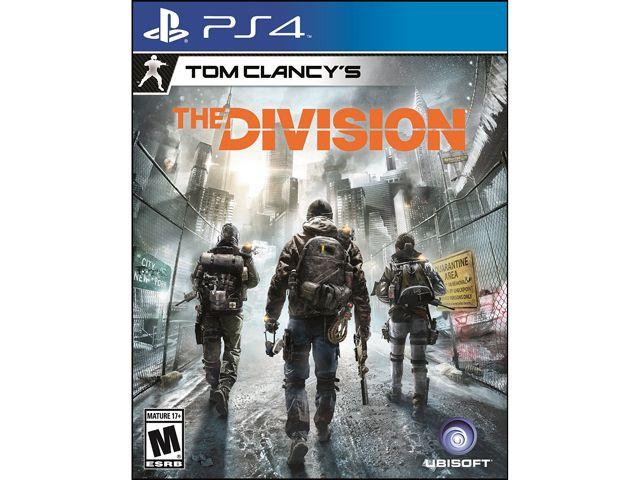 Tom Clancy's The Division - PlayStation 4 / Xbox One
