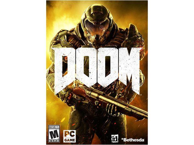 Doom - PC / PlayStation 4 / Xbox One