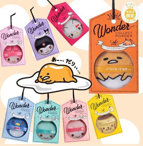 $15.88 Sanrio x AC by AngelColor Wonder Collect Face Powder