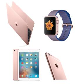 Life is good with Rose Gold! ROSE GOLD Apple Products on Sale