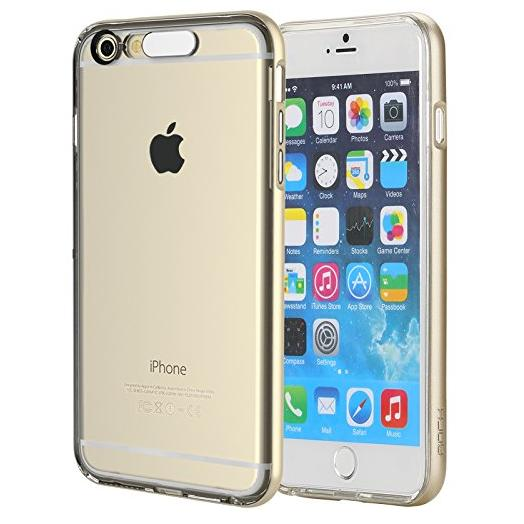 $3.99 ROCK® MOOST Hybrid Case Cover for iPhone 6s Plus/iPhone 6 Plus w/ Incoming Call Flash Function