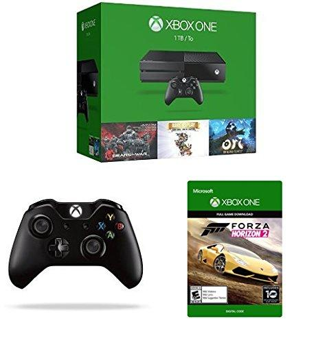 $319 Xbox One 1TB Console - 3 Games Bundle  + Forza Horizon 2 (Digital Code)