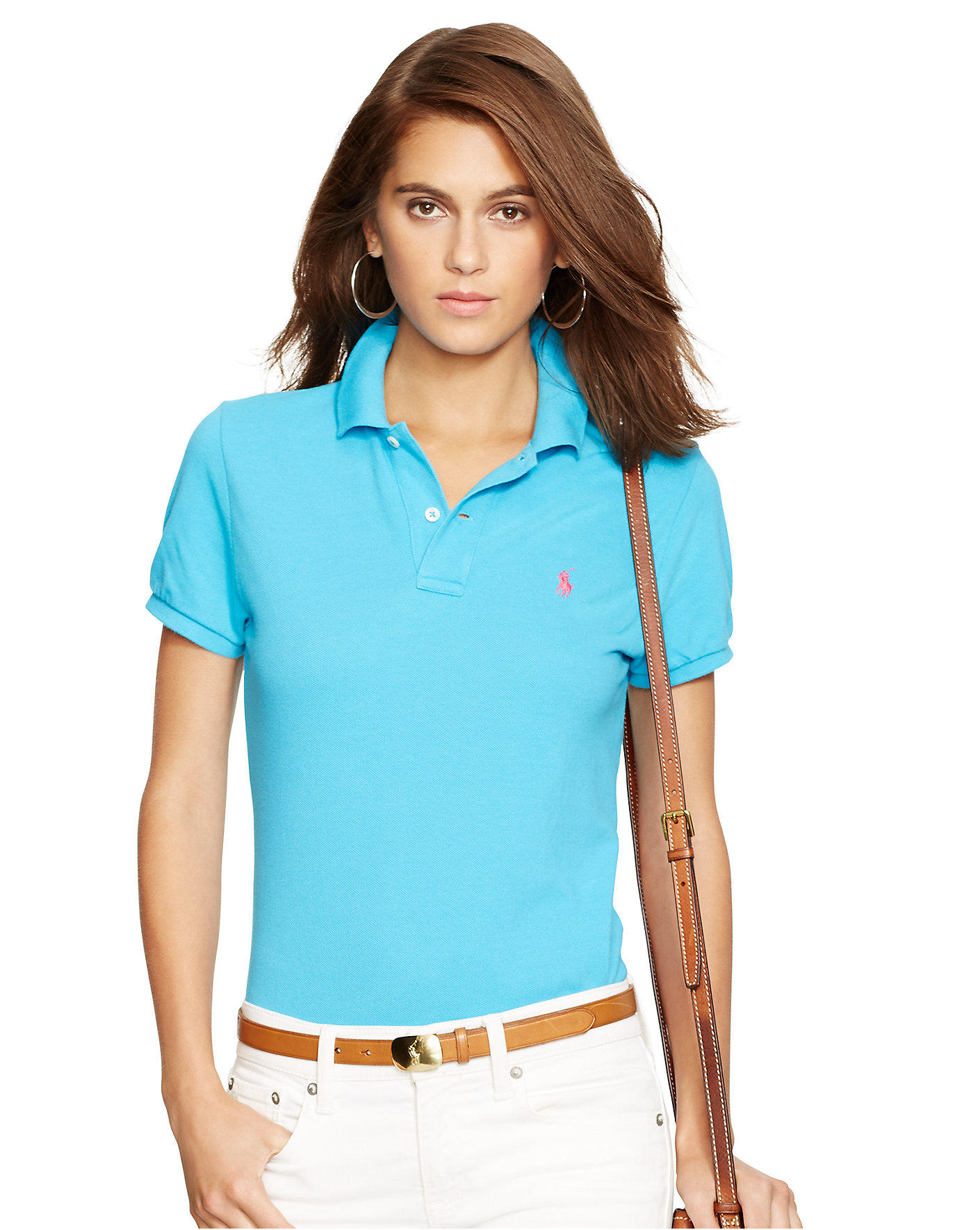 Up to 50% Off +  Extra 30% off Women's Polo Shirt Sale @ Ralph Lauren