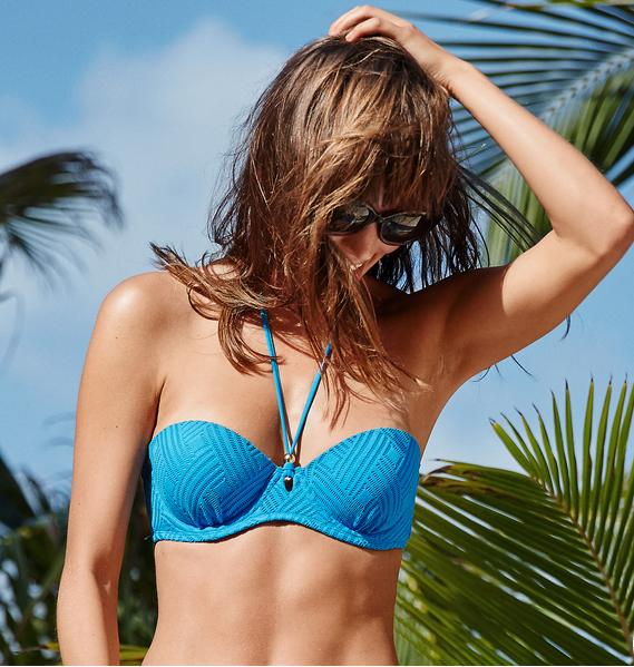 $15 + Free Shipping Select Swimwear @ Aerie by American Eagle