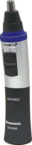 Panasonic Vortex Wet/Dry Nose and Facial Hair Trimmer