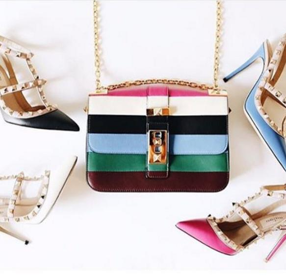 Up to 83% Off Chloe, Sophie Hulme, Valentino & More Designer Handbags, Shoes On Sale @ Rue La La