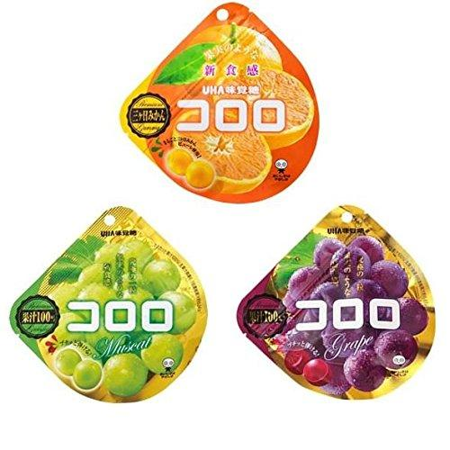 From $6.66 UHA Mikakuto Kororo Gummy 40g