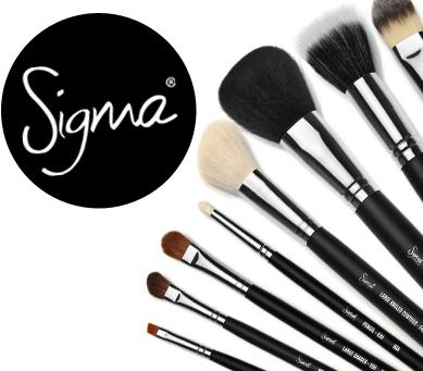 20% Off Sitewide @ Sigma Beauty
