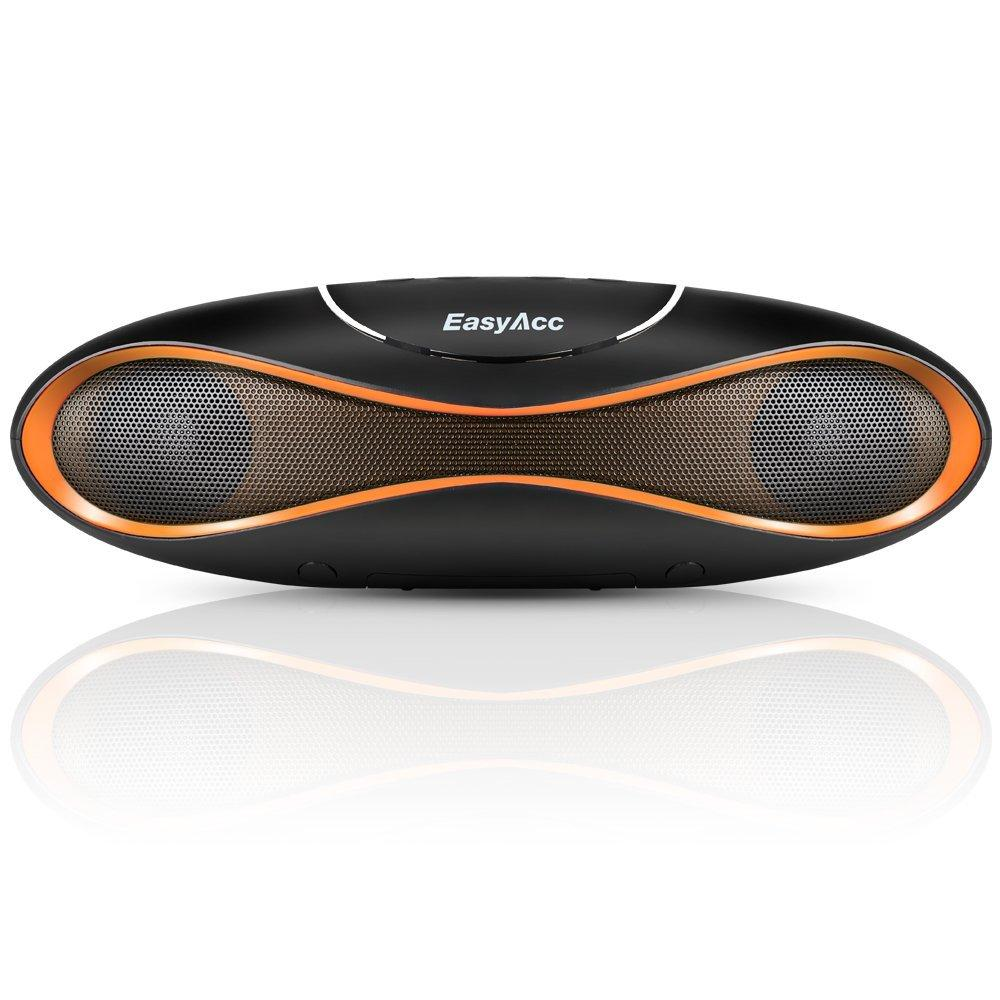 EasyAcc Bluetooth Speaker with Built-in microphone