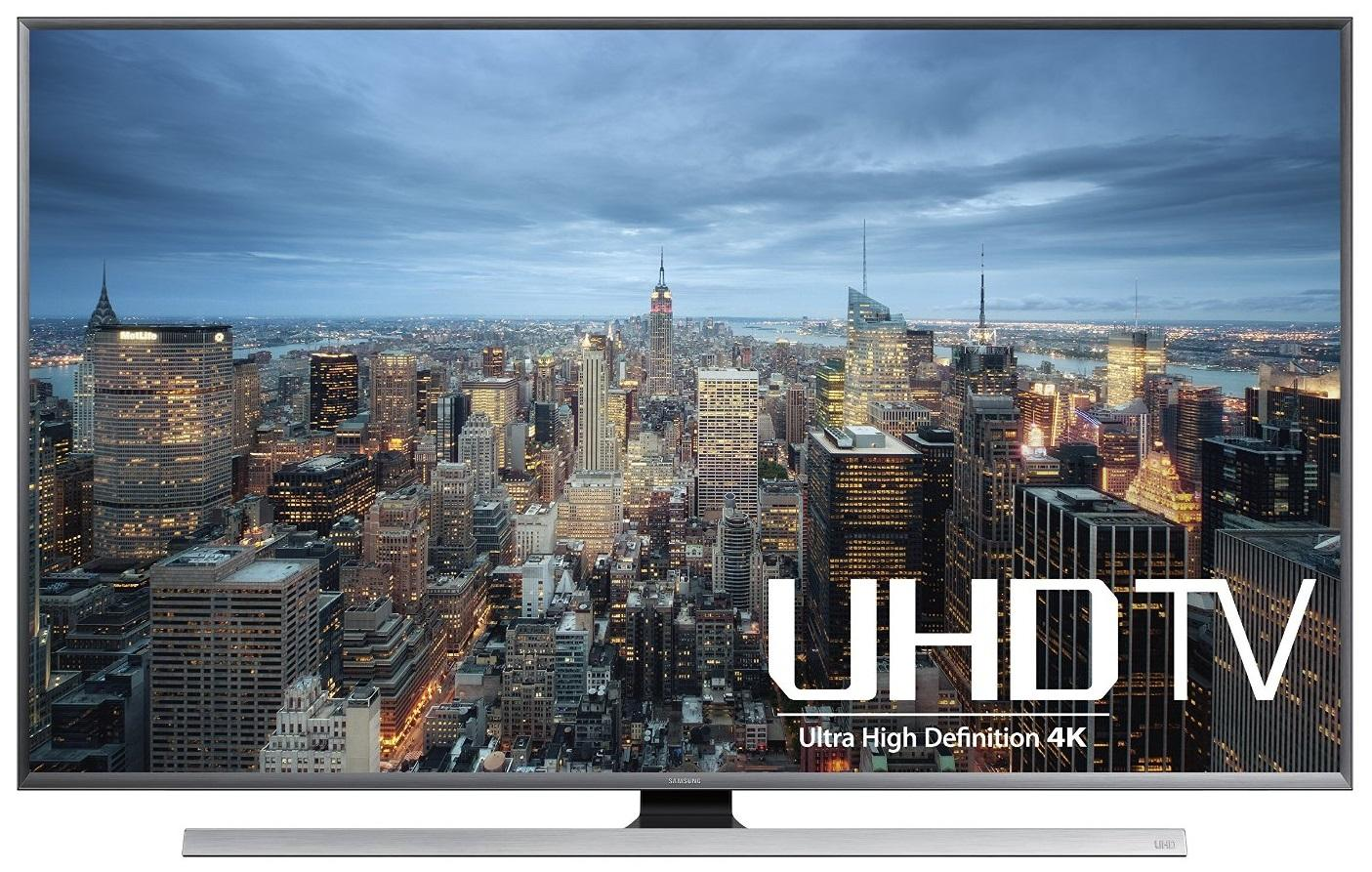 $2599 Free Shipping Samsung 75-Inch 4K UltraHD Smart LED TV UN75JU6500