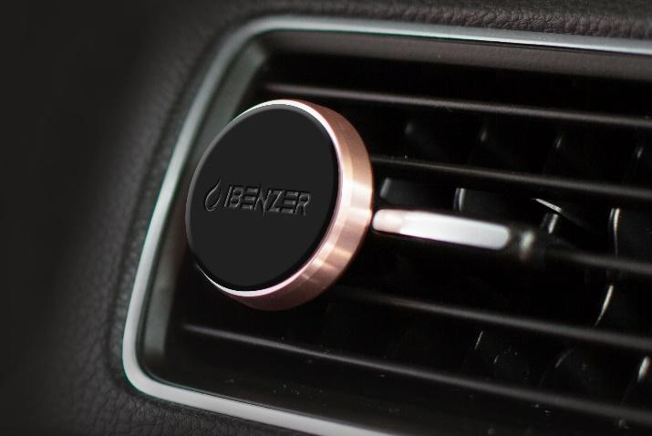 Buy One Get One Free iBenzer One-Touch Smartphone Air Vent Holder